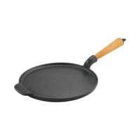 Cast Iron Pancake Pan 23cm