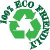 100% recyclebar